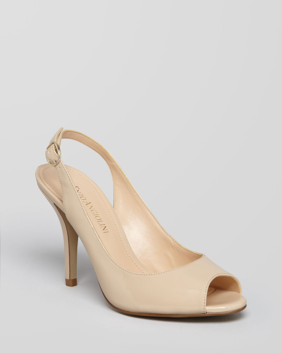Slingback Pumps. Step out in comfortably chic slingback pumps. High heels like pumps are a great shoe for any day of the week, putting bounce in your step and smoothing every cybergamesl.ga with even shorter heels change the alignment of the spine, improving posture.