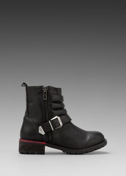 Kelsi Dagger Tegan Boot In Black In Black Lyst