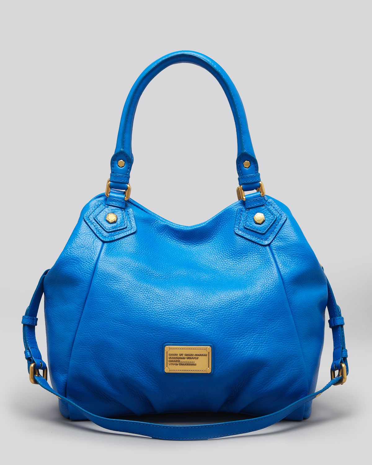 33e01120cb3 Marc By Marc Jacobs Classic Q Fran Tote in Blue - Lyst