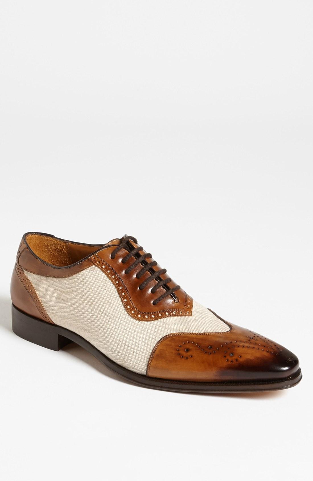 Mens Spectator Shoes