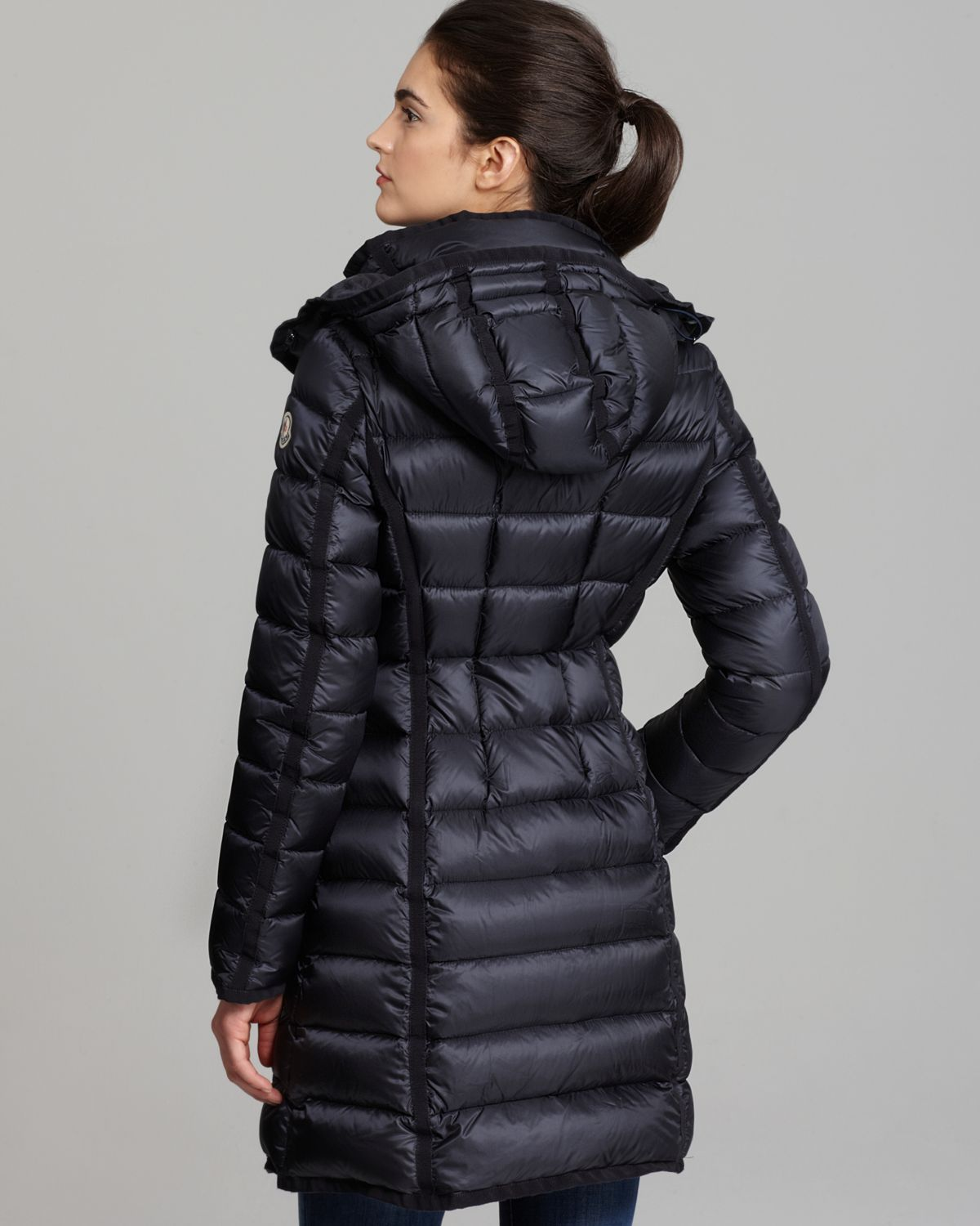 moncler hermine blue