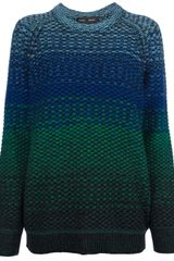 Proenza Schouler Gradient Knitted Sweater - Lyst