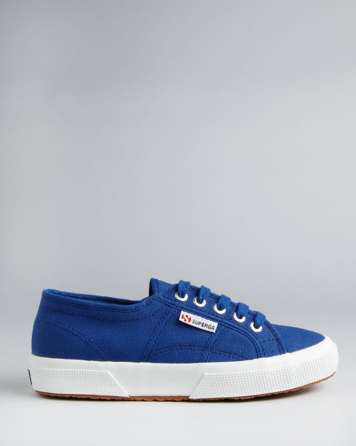 superga classic canvas sneakers in lyst