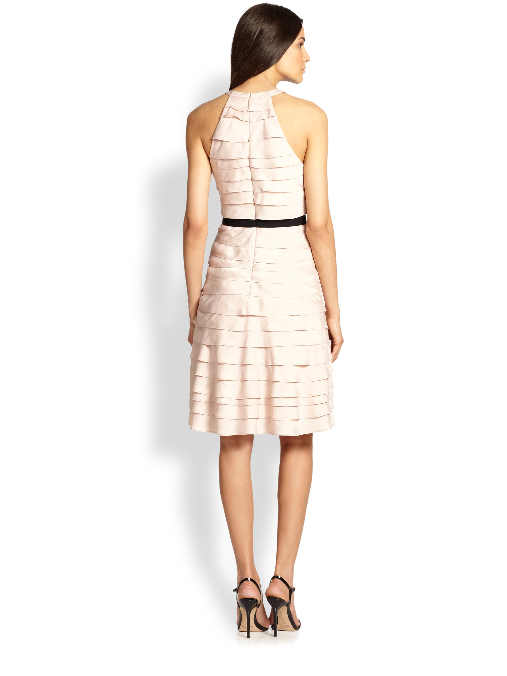 f44e96f4 Gallery. Previously sold at: Saks Fifth Avenue · Women's Tiered Dresses