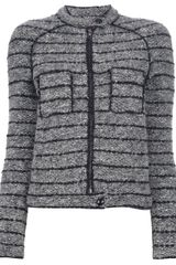 Isabel Marant Idaho Bobble Knit Jacket - Lyst