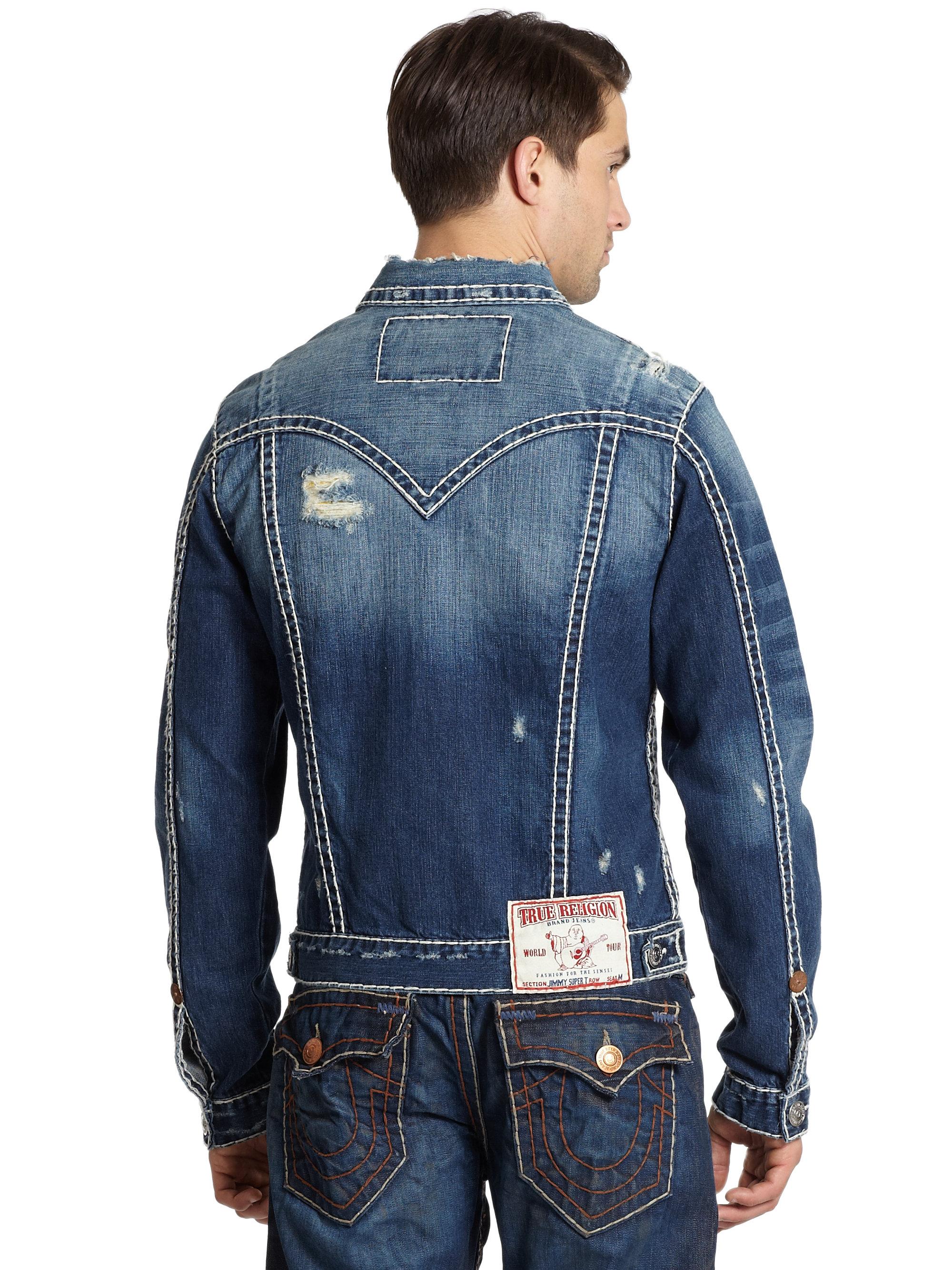 Silver Brand Jean Jacket