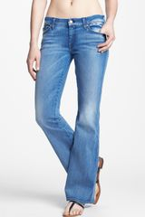 7 For All Mankind Seven For All Mankind Apocket Lexie Bootcut Jeans - Lyst