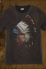 Denim & Supply Headdress Tee - Lyst
