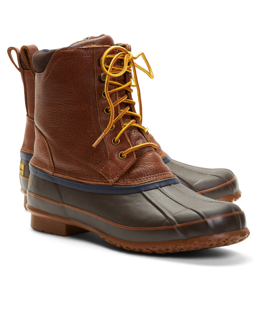 Duck boots men - photo#4