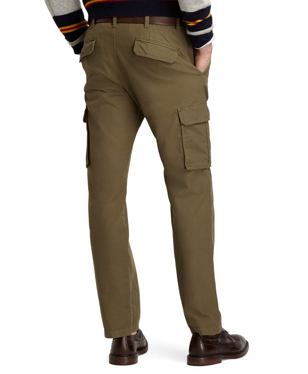 Brooks brothers Explorer Cargo Pants in Green for Men | Lyst