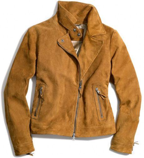 Moto Jacket Womens