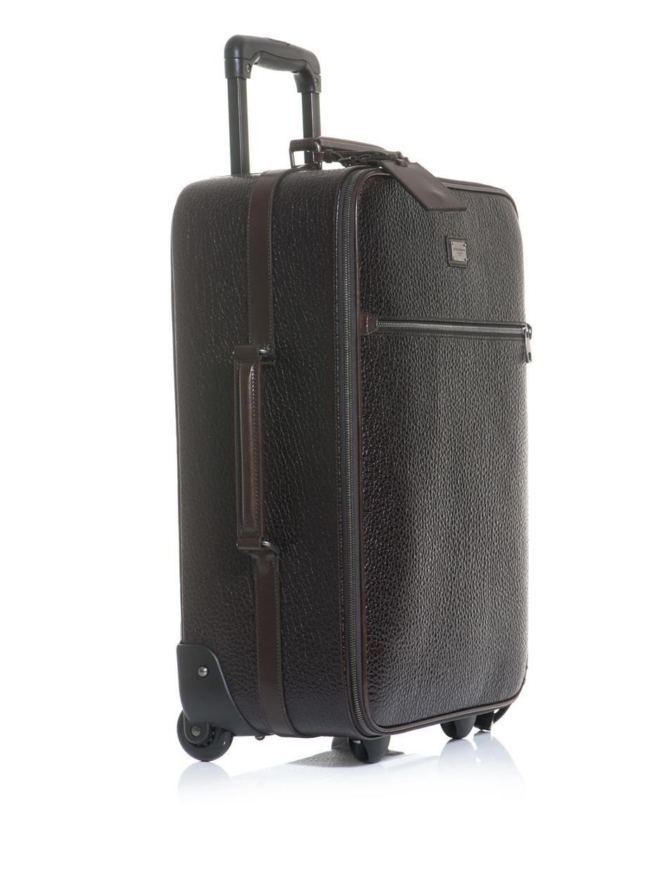 LUGGAGE - Wheeled luggage Dolce & Gabbana z9UaSPuSZ