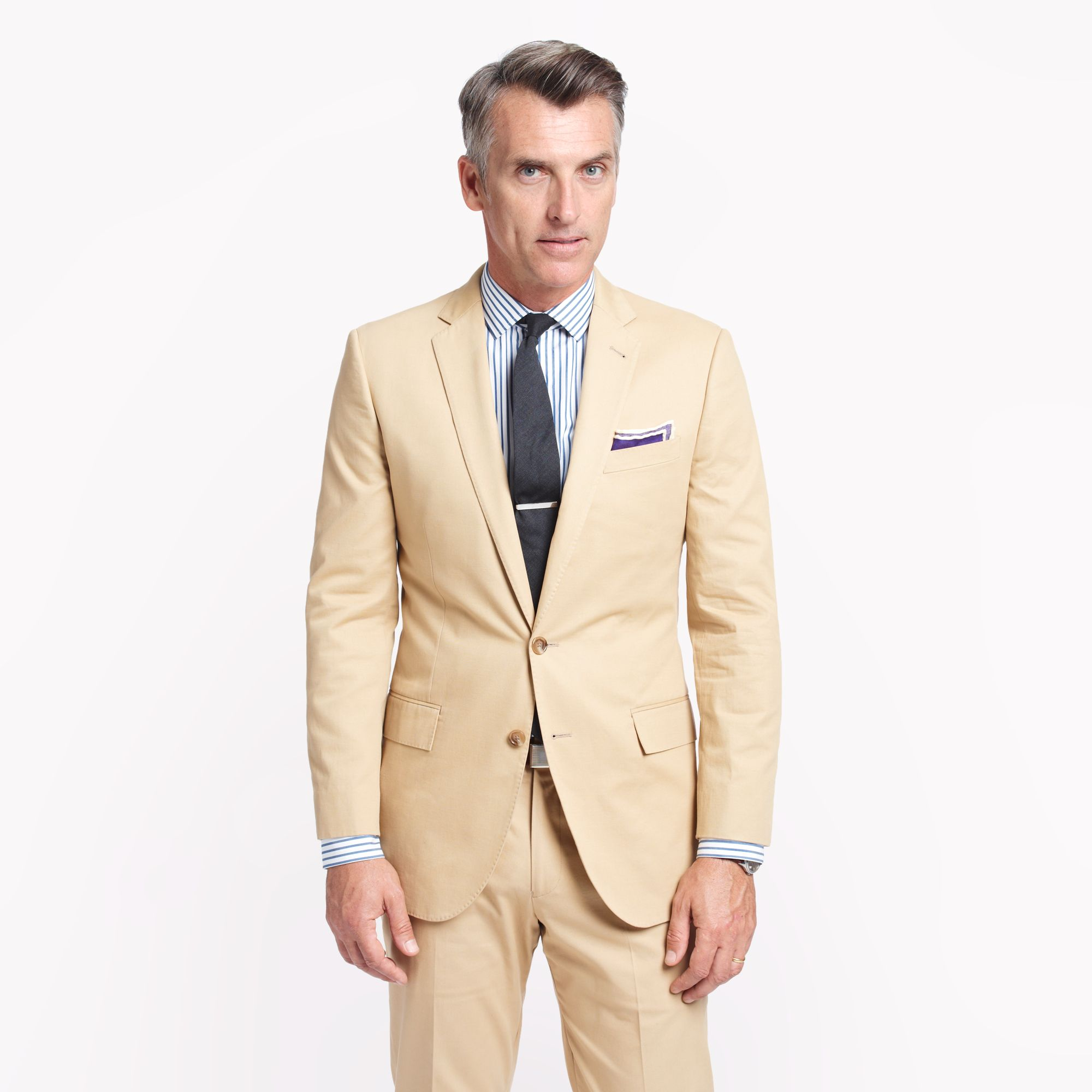 Chino cloth (/ ˈ tʃ iː n oʊ / CHEE-noh) is a twill fabric, originally made of % cotton. The most common items made from it, trousers, are widely called chinos. Today it is also found in cotton-synthetic blends.