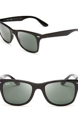Ray-Ban Liteforce Wayfarer Sunglasses - Lyst