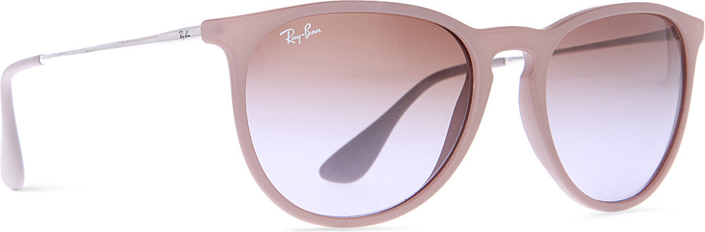 8fd4fc6d8e7 ... low price ray ban erika sunglasses in purple lyst ed4e3 f1cd3 ...