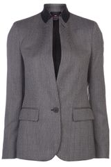 Stella McCartney Tweed Blazer - Lyst