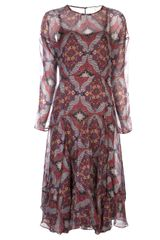 Veronica Beard The Prairie Dress - Lyst