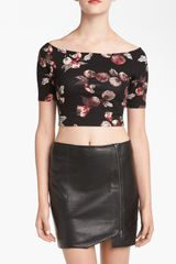 Leith Crop Top - Lyst