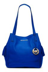 Michael Kors Large Ashbury Grab Bag in Blue (sapphire) - Lyst
