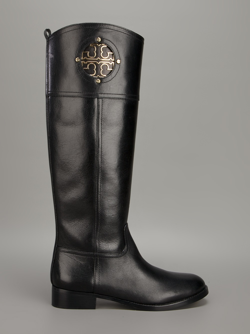 Lyst Tory Burch Kiernan Boot In Black