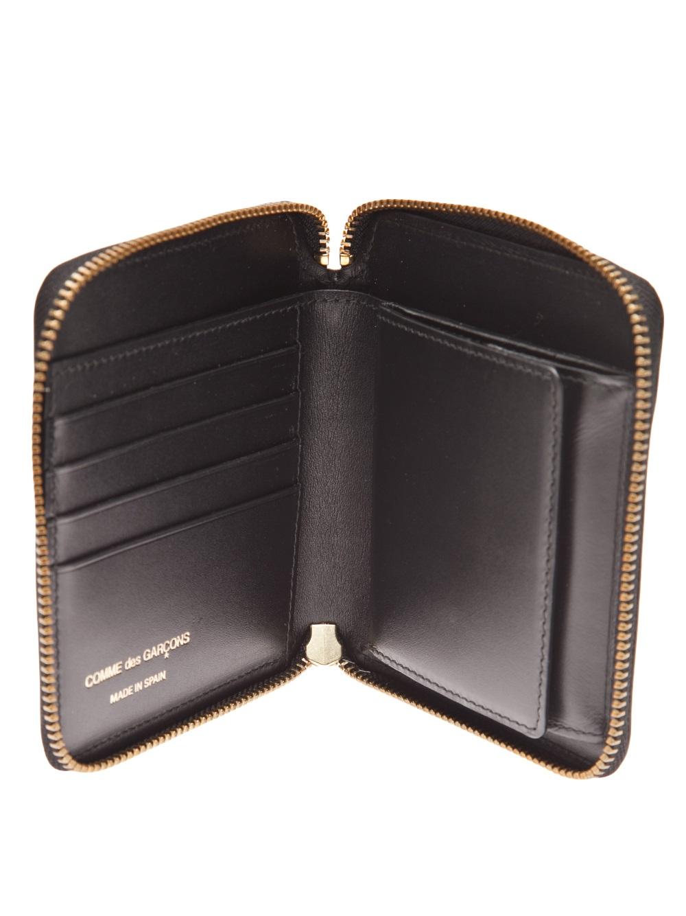 all around zip wallet - Black Comme Des Gar?ons HV0af4k
