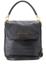 Marc By Marc Jacobs Laetitia Leather Shoulder Bag - Lyst