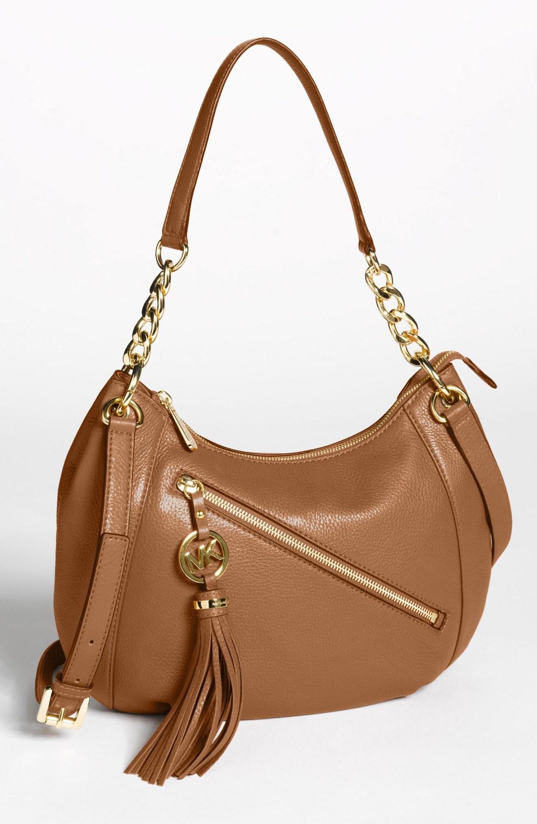 Charm Tassel' Convertible Shoulder Bag Medium 36
