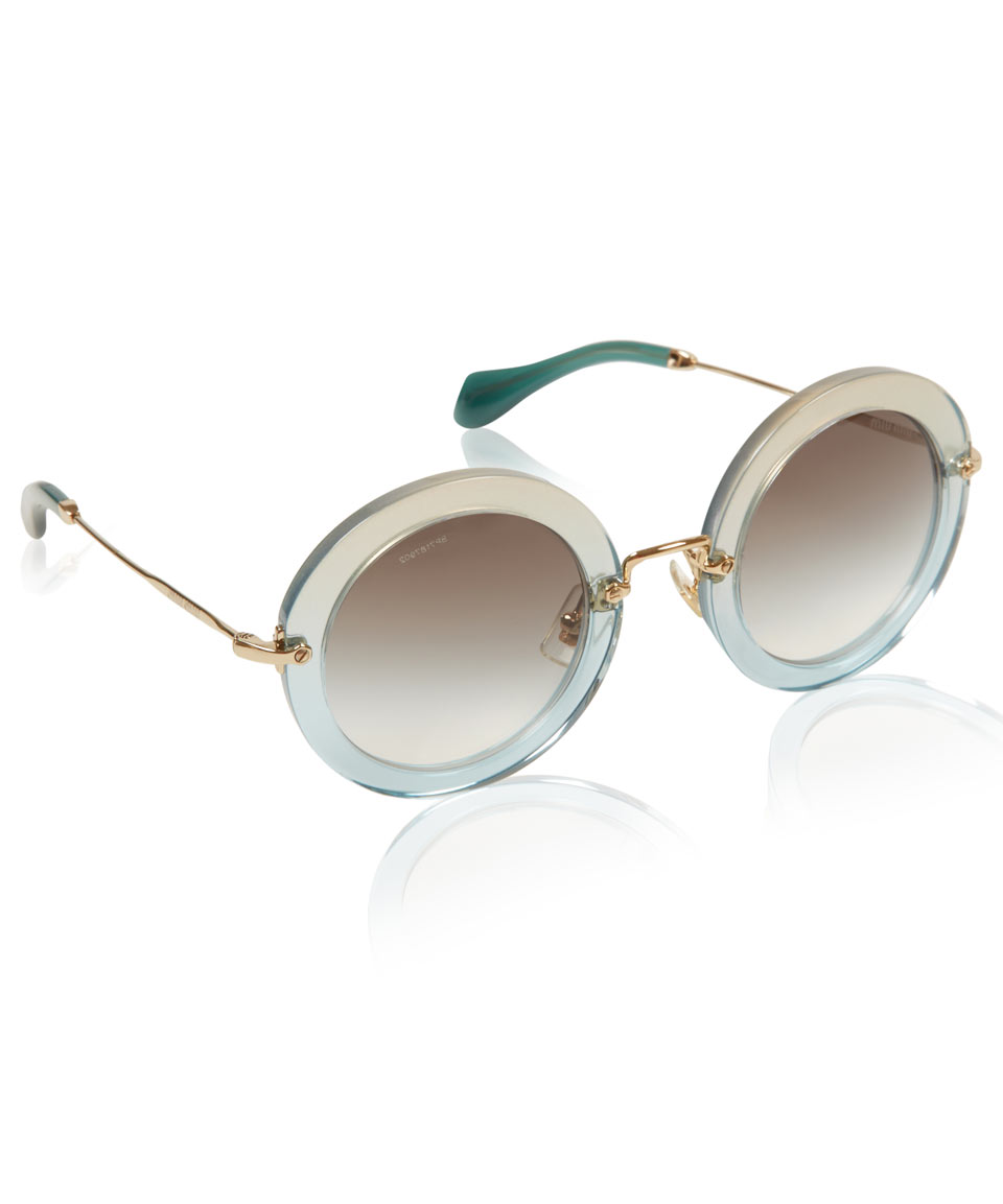25491599cc Gallery. Women s Miu Miu Heart Women s Oversized Sunglasses ...