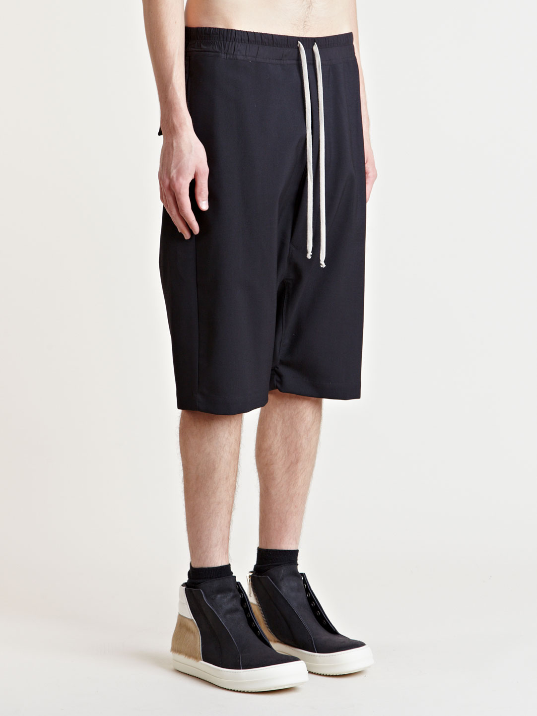 Technical shorts Rick Owens View Pictures Buy Cheap Limited Edition P8yhBw