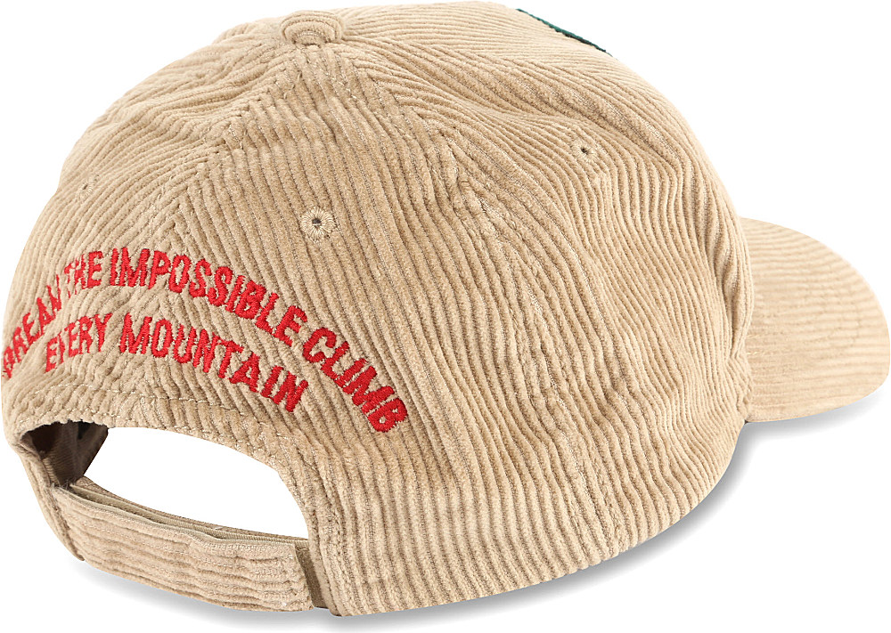 3d7a14a1adb DSquared² City Of Mountain Base Ball Cap in Natural for Men - Lyst
