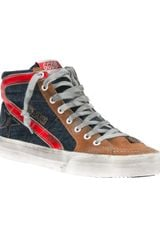 Golden Goose Deluxe Brand Hi-top Trainer - Lyst