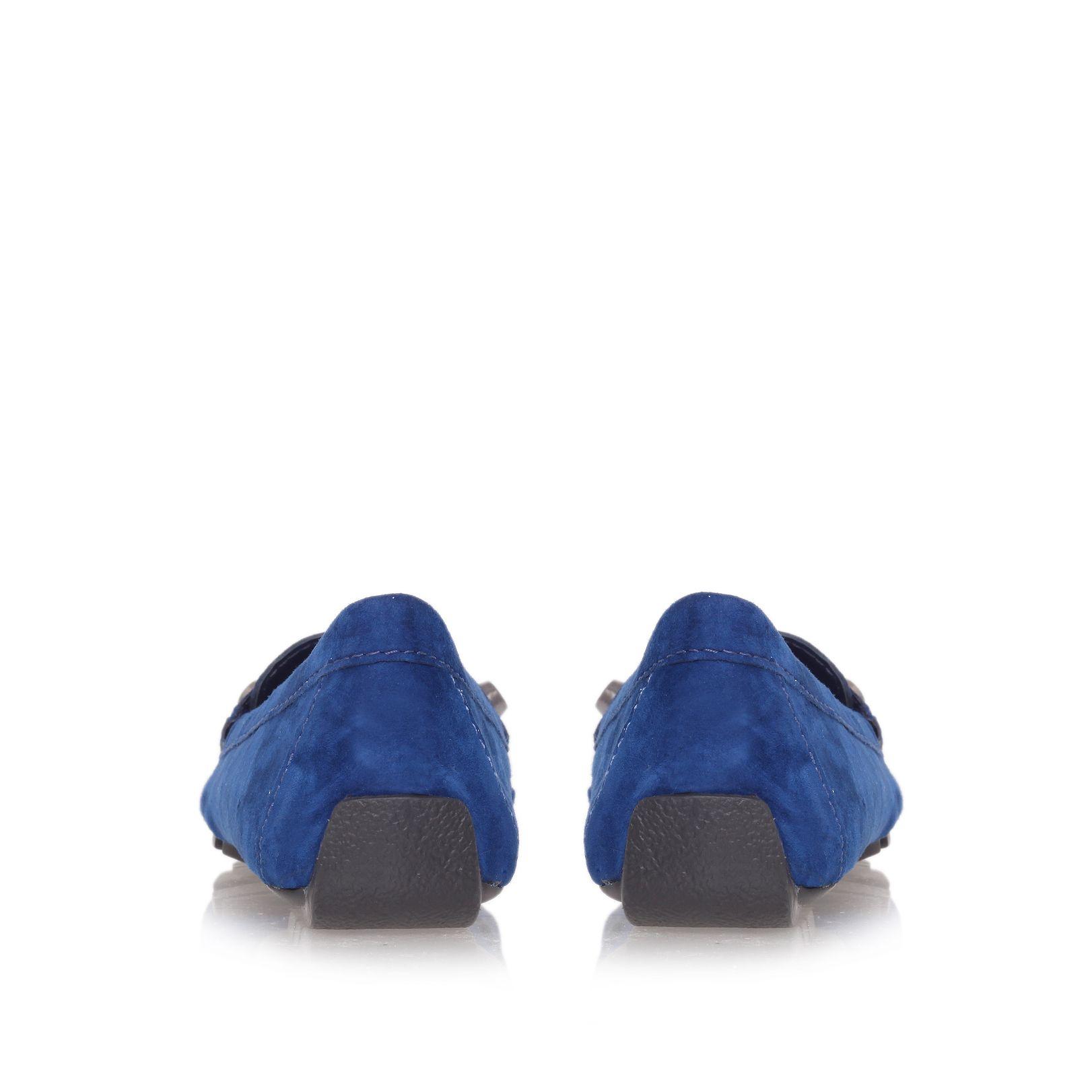 Lyst - Carvela Kurt Geiger Lily Driving Shoes In Blue For Men