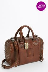 Frye Brooke Speedy Leather Satchel Small - Lyst