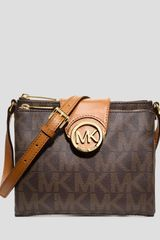 Michael by Michael Kors Crossbody Large - Lyst