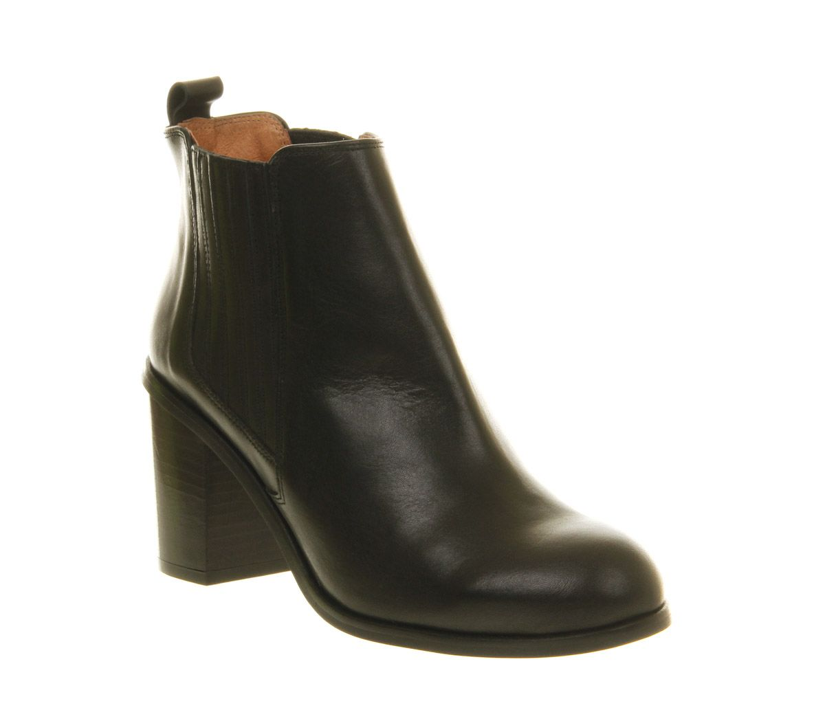 office baker chelsea boots in black for lyst