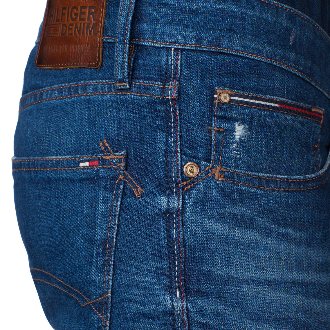 9c90225de Tommy Hilfiger Ronan Comfort Fit Jeans in Blue for Men - Lyst