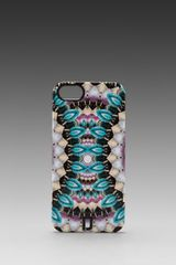 Dannijo Iphone 5 Case in Turquoise - Lyst