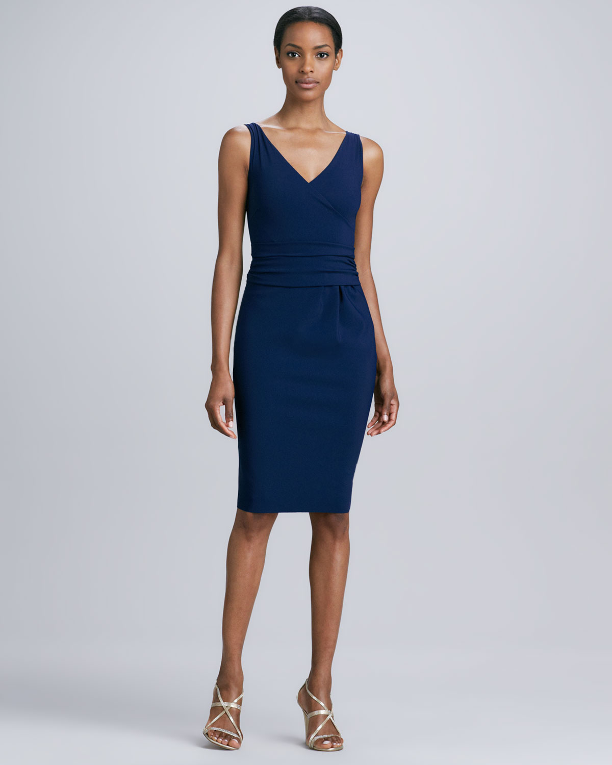 Chiara Boni The Most Popular Dress In America: La Petite Robe Di Chiara Boni Lucia Sleeveless