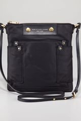 Marc By Marc Jacobs Preppy Nylon Sia Crossbody Bag Black - Lyst