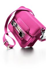 Proenza Schouler Ps11 Tiny Crossbody Bag, Fuchsia - Lyst