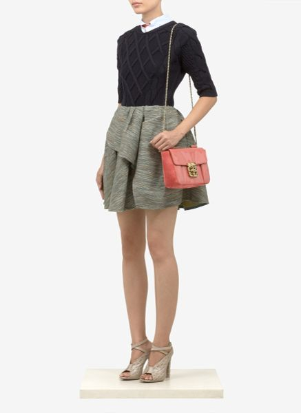 chloe elsie shoulder bag medium - Chloe Elsie Shoulder Bag Small \u2013 Shoulder Travel Bag