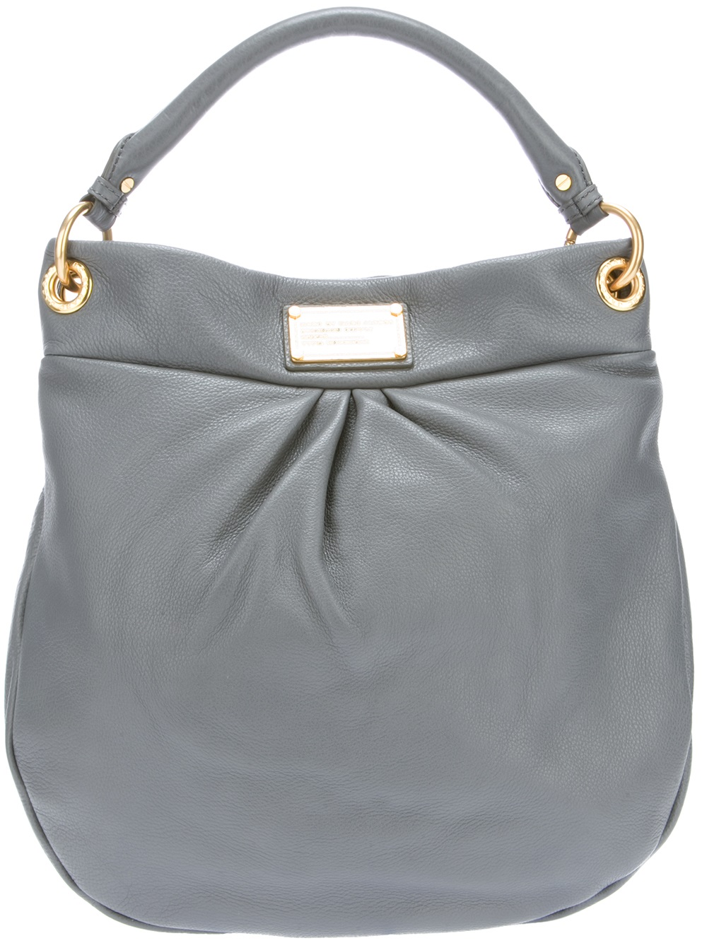 f1283cd2438 Marc By Marc Jacobs Hillier Hobo Classic Q Tote in Gray - Lyst
