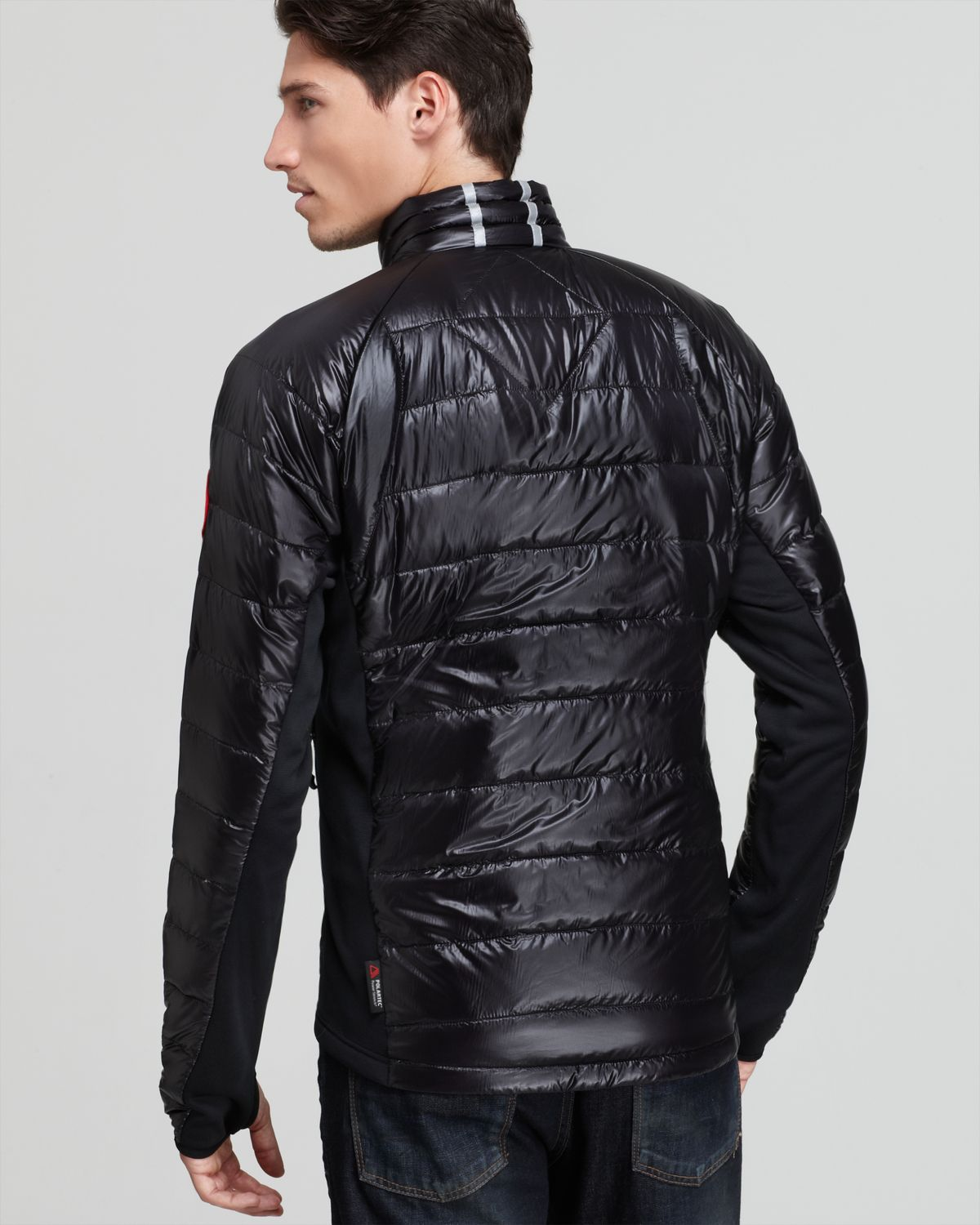 9100c576aa3 Gallery. Previously sold at: Bloomingdale's · Men's Canada Goose Hybridge  Lite