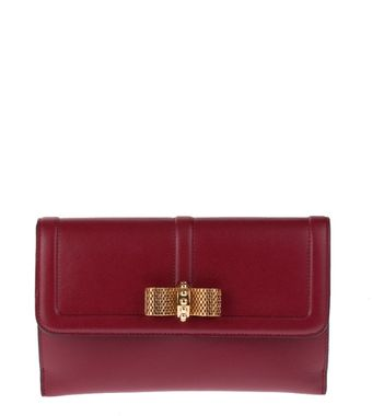 Christian Louboutin Sweet Charity Pochette Red - Lyst