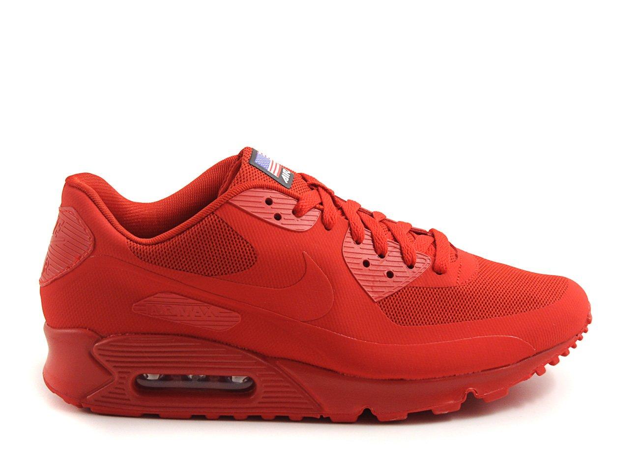 nike air max 90 in red