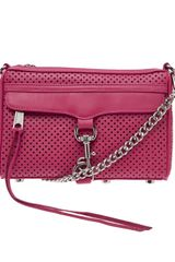 Rebecca Minkoff Mini Mac Clutch - Lyst