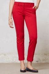 Anthropologie Ponte Trousers - Lyst