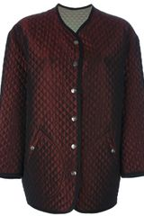 Jean Paul Gaultier Quilted Jacket - Lyst