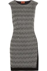 Missoni Macramé Woolblend Dress - Lyst