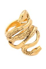 Aurelie Bidermann Mamba Ring - Lyst